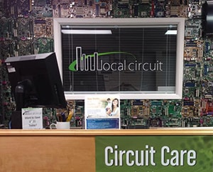 Local Circuit Front Desk