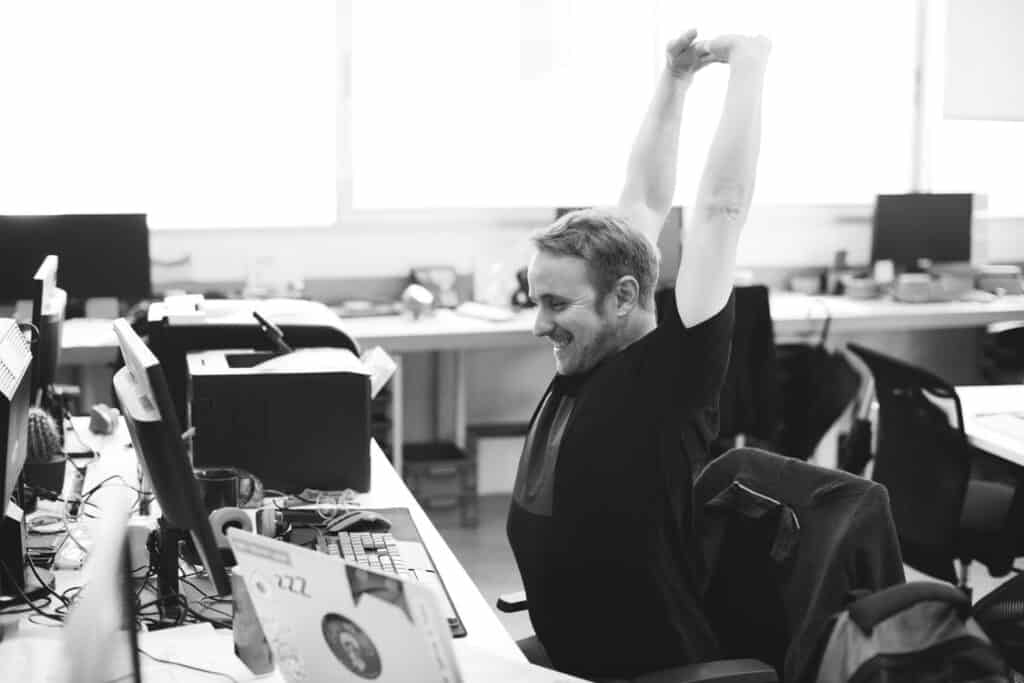 5 ways to stay healthy at work