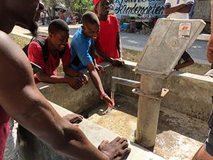 Haiti Hand Pump Repair